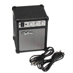4″ Micro Portable 5-watt Battery Powered Guitar Amp Amplifier 4 ohms w/USB