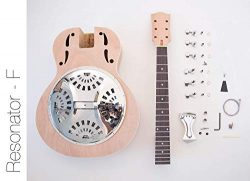 DIY Guitar Kit – Resonator Guitar Acoustic Kit