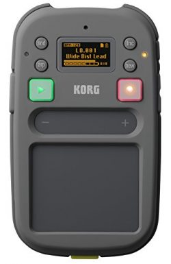 Korg Kaossilator 2S DJ Controller with Ableton Export