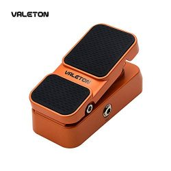 Valeton EP-2 Passive Volume & Expression Guitar Bass Keyboard Synth Synthesizer Workstation  ...