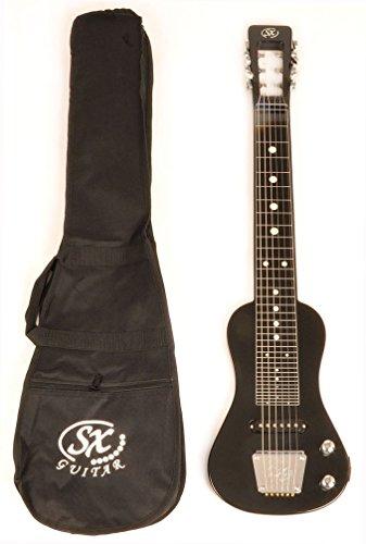 LAP 3 Black Lap Steel Guitar w/Free Instructional DVD