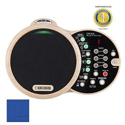 Boss DR-01S Rhythm Partner Acoustic Music Rhythm Machine with 1 Year EverythingMusic Extended Wa ...