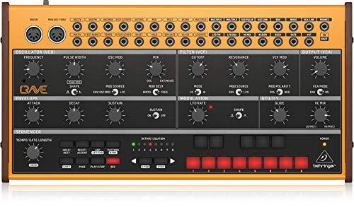 Behringer Synthesizer (CRAVE)