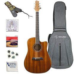 Antonio Giuliani DN Steel-String Dreadnought Cutaway Acoustic Guitar (DN-1 Clearance)