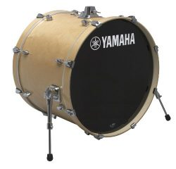 Yamaha Stage Custom Birch 18×15 Bass Drum, Natural Wood