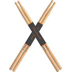 Drum Sticks 5A Wood Drumsticks Maple Snare Drumstick 2 Pair
