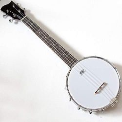 26″ ukulele banjo with sapele plywood with nylon string