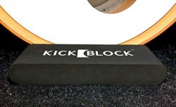 KickBlock – World's Best Bass Drum Anchor System (Stage Black)