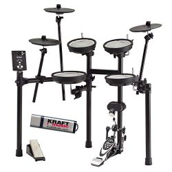 Roland TD-1DMK V-Drums Electronic Drum Set with Pedal and Flash Drive