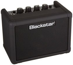 Blackstar Electric Guitar Mini Amplifier, Black (FLY3BLUE)