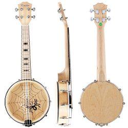 Banjo Ukulele Banjos Ukelele Uke Concert Type 4 String 23 Inch (MI1876)