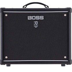 Boss Katana-50 MkII-50-watt 1×12 Guitar Combo Amp (KTN-50-MK2)