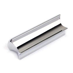 Chrome Plated Stainless Steel Guitar Slide Bar fit for Dobro, Lap Steel Guitar, Hawaiian Guitar, ...