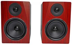 Rockville Apm6c 6.5″ 2-Way 350W Active/Powered USB Studio Monitor Speakers Pair