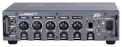Peavey MiniMAX 600-Watt Mini Bass Amp Head
