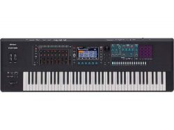 Roland FANTOM-7 Music Workstation 76-key Semi-weighted Synthesizer Keyboard