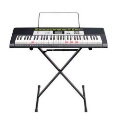 Casio 61 Lighted Key Keyboard with Stand LK-135ST (Renewed)