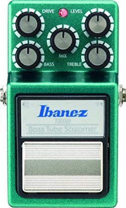 Ibanez TS9B 9 Series Bass Tubescreamer Distortion Pedal