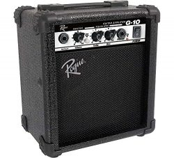 Rogue G10 10W 1×5 Guitar Combo Amp Black