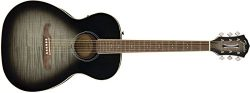 Fender FA-235E Concert Bodied Acoustic Guitar – Moonlight Burst