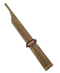 Cozinest Professional Thai Khaen Instrument Bamboo Isan Mouth Organ Traditional Lao Flute Musica ...
