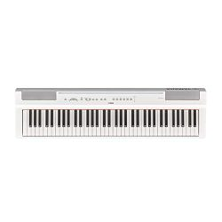 Yamaha P515 88-Key Weighted Action Digital Piano, White