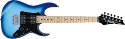 Ibanez GRGM21M miKro Electric Guitar (Blue Burst)