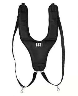 Meinl Percussion Djembe Strap with Quick Change Hook-Heavy Duty Nylon, Adjustable Shoulder Paddi ...