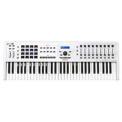 Arturia KeyLab MkII 61 Keyboard Controller – White