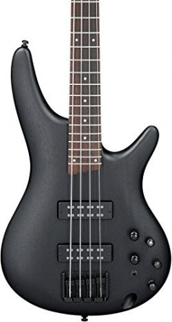 Ibanez SR300EB 4-String Electric Bass Guitar Black