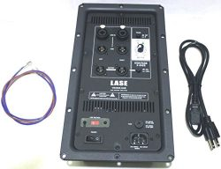 LASE VRX 600-SUB Power Amplifier Convert Your Passive Sub into an Active Speaker