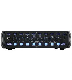 Peavey MiniMEGA 1000-Watt Mini Bass Amp Head