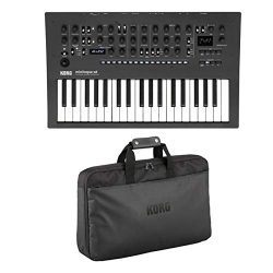 Korg minilogue xd Polyphonic Analog Synthesizer with Prologue MULTI Engine, Expanded Sequencer,  ...