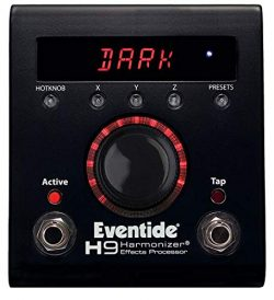 Eventide H9 MAX Dark Multi-effects Pedal