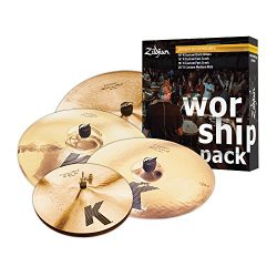 Zildjian Worship K Custom Cymbal Set