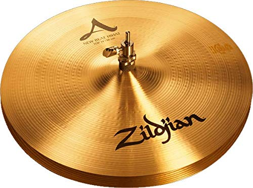Zildjian 14″ New Beat Hi Hat Top Cymbal