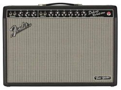 Fender Tone Master Deluxe Reverb Digital Modeling Guitar Amplifier