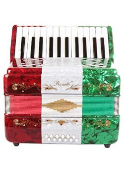 Rossetti Accordion (ROS2512-MX)