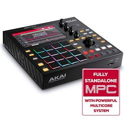 Akai Professional MPC One – Drum Machine, Sampler & MIDI Controller with Beat Pads, Sy ...