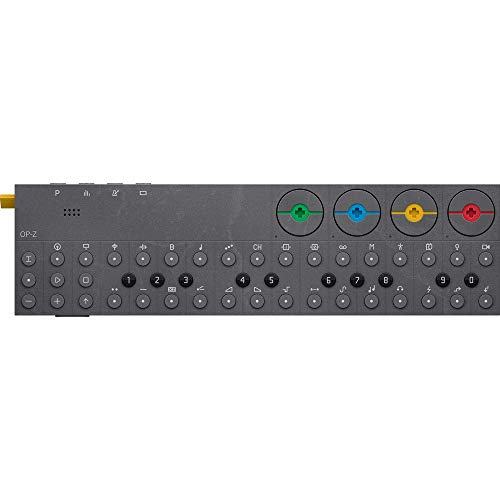 Teenage engineering OP-Z Synthesizer and Multimedia Sequencer (Renewed)