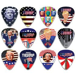 Creanoso Trump President Collectors Guitar Picks (12-Pack) – Premium Music Gifts & Gui ...